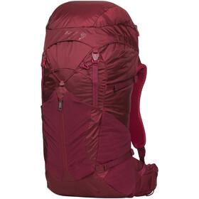Bergans Senja 34 Backpack Damen burgundy/red